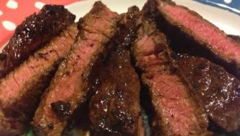 Recipes  bBarBrewQ Steak b